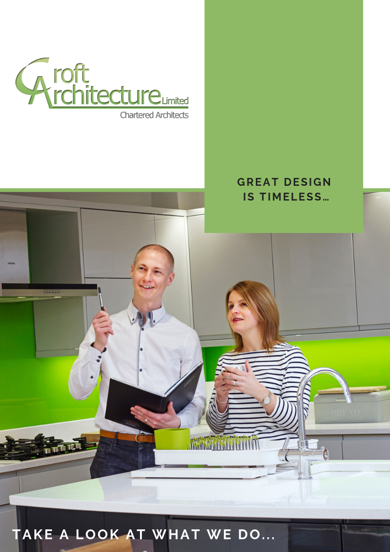 Croft Architecture Home Design Brochure