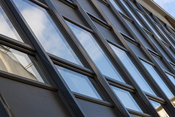 Croft Architecture Contemporary City Centre Office Renovation