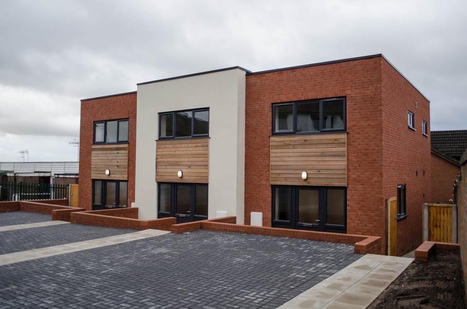 Croft Architecture Build to Rent
