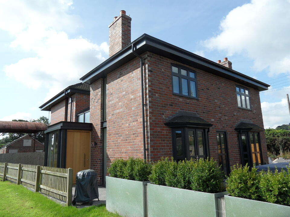 Croft Architecture Eco Home Staffordshire