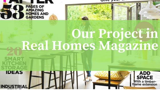Croft Architecture in Real Homes Magazine