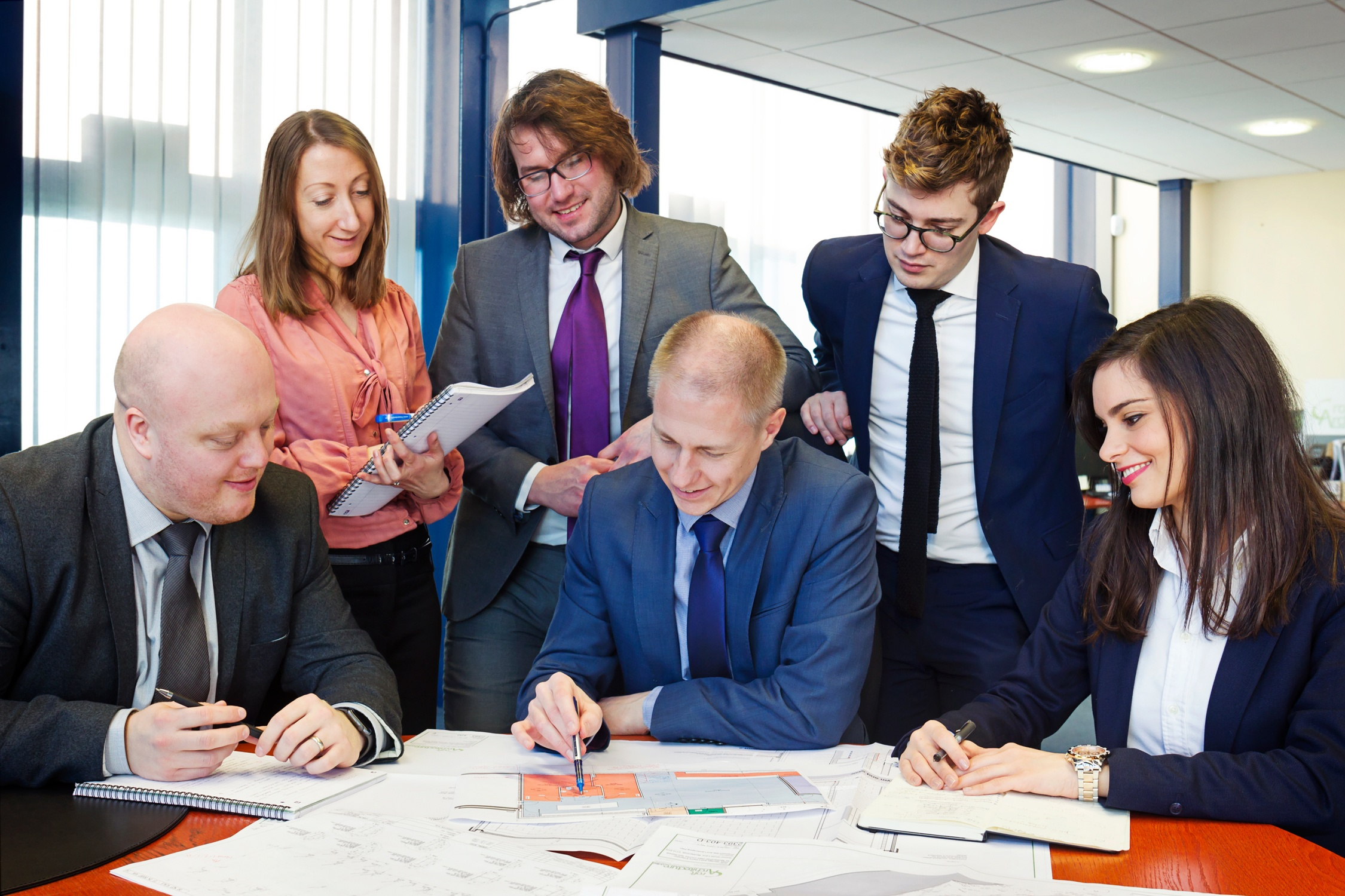 Croft Architecture Staff Meeting