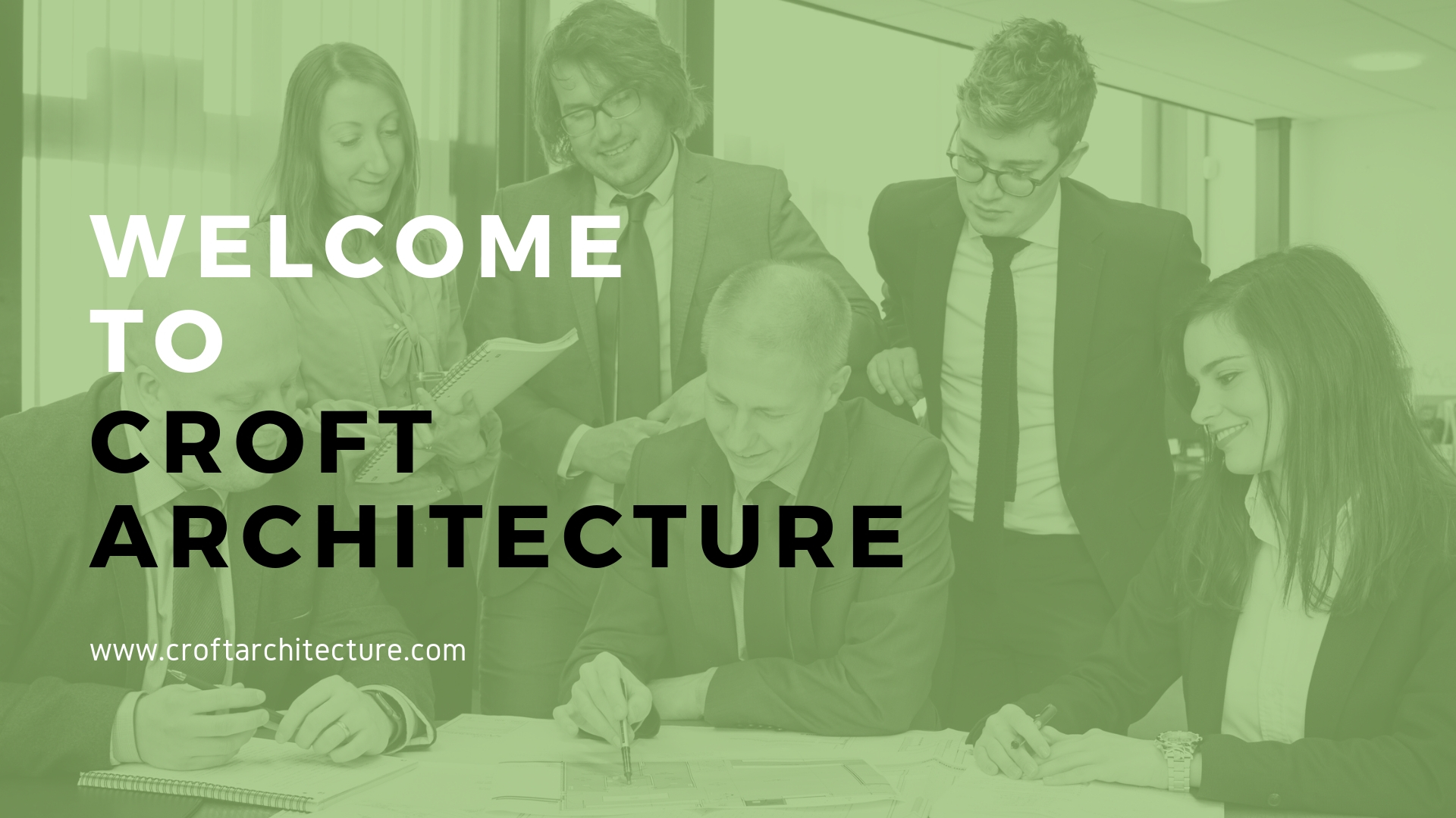 Welcome to Croft Architecture