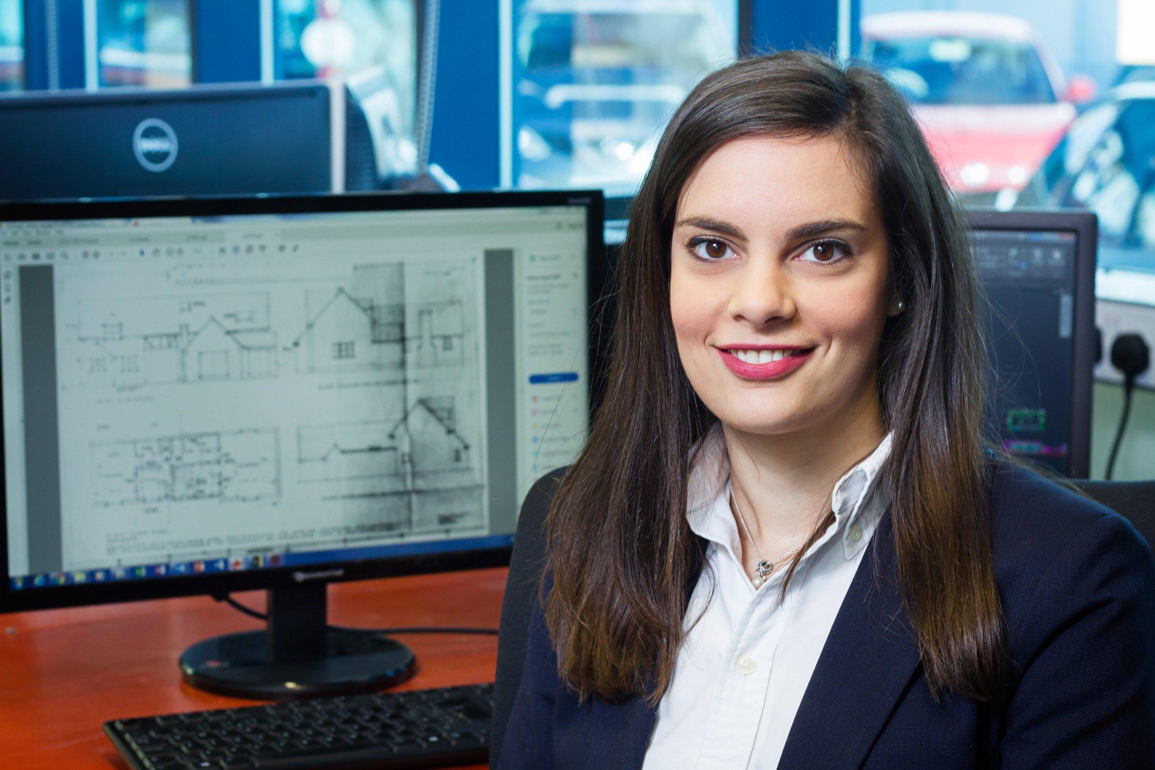 Evangelia Brazioti Architectural Assistant Croft Architecture Limited